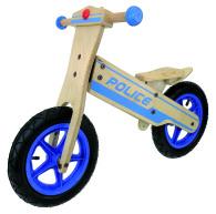 Sparkcykel police