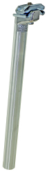 Sadelstolpe 31,6 mm blank