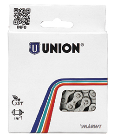 Kedja 1/2x1/8x112 Union singel speed