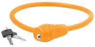 10-1262 Wirelås orange siliconhölje 12 x 600mm