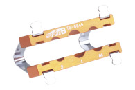Axel & pedalhållare för skruvstäd Super-B