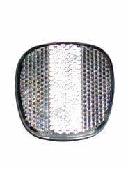 Reflex fram med metallfäste