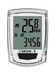 Cykeldator Union 9