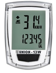 Cykeldator Union 13W wireless
