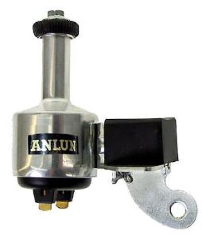 20-3257 Dynamo höger aluminium 6V/3W